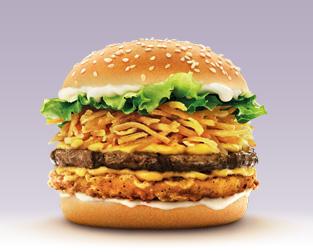 King Size Burger