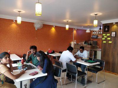 Brewbakes Tirupati