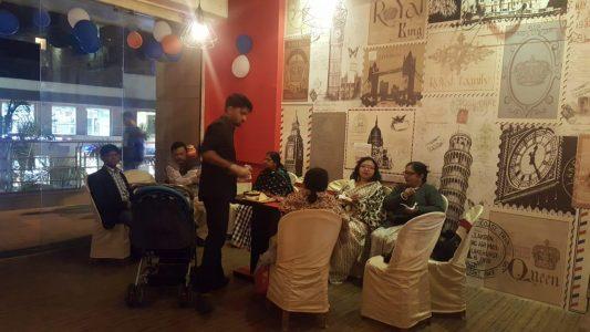 Brewbakes Downtown Mall Kolkata